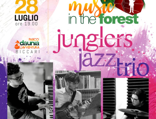 Music in the forest: Junglers jazz trio