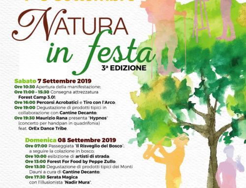 Natura in Festa – Terza edizione