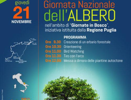 Giornata Nazionale dell'albero