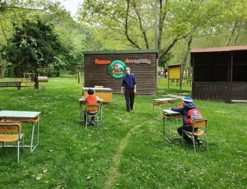A scuola nel bosco – avviso
