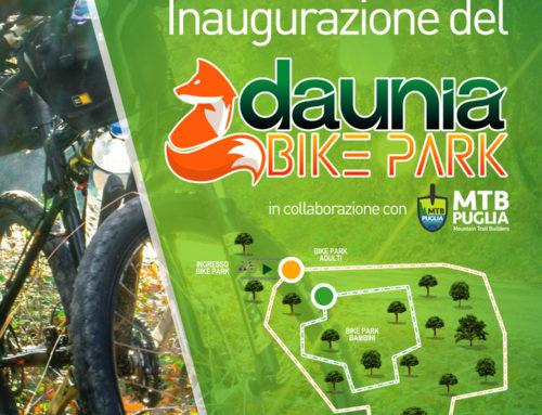 Inaugurazione del Daunia Bike Park