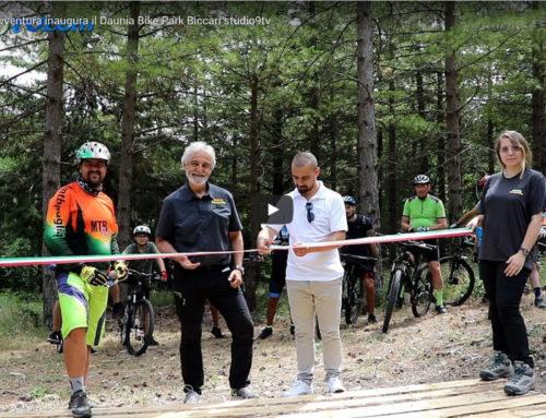 Daunia Bike Park: il servizio di studio9tv.com
